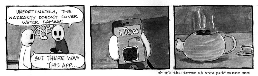 here i thought my tea-buying days were behind me