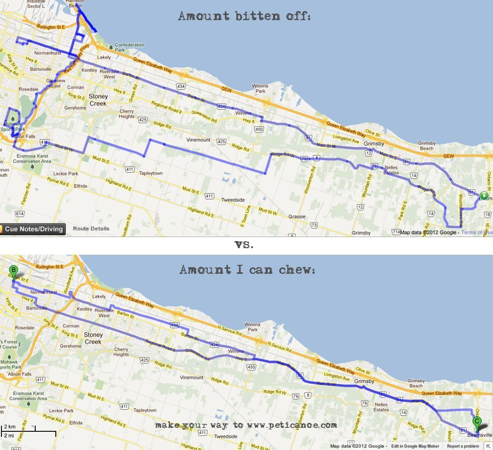 i decided it would be feeble to stop at 97km so after i got home, we went out and rode for another 3 or so